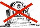 Notizia dell'ultima ora. La Legge n. 283/62 è salva grazie a un DL del Consiglio dei Ministri!